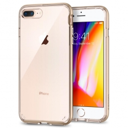 SPIGEN NEO HYBRID CRYSTAL 2 IPHONE 7/8 PLUS CHAMPAGNE GOLD