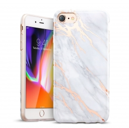 ESR MARBLE IPHONE 7/8 GREY