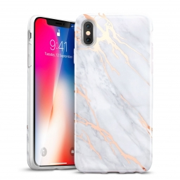 ESR MARBLE IPHONE X/10 GREY