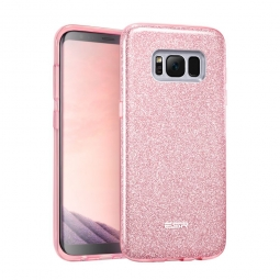 ESR GLITTER SHINE GALAXY S8 ROSE GOLD