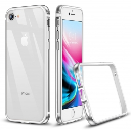ESR CROWN IPHONE 7/8 SILVER