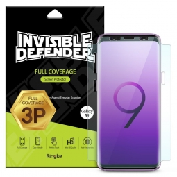FOLIA OCHRONNA RINGKE INVISIBLE DEFENDER GALAXY S9+ PLUS