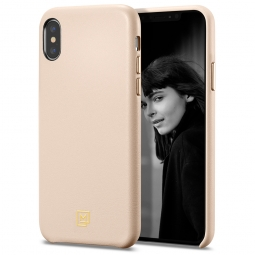 SPIGEN LA MANON CALIN IPHONE XS MAX PALE PINK