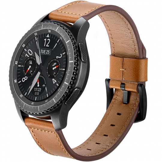TECH-PROTECT HERMS SAMSUNG GALAXY WATCH 46MM BROWN
