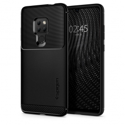 SPIGEN RUGGED ARMOR HUAWEI MATE 20 MATTE BLACK