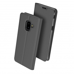 DUXDUCIS SKINPRO GALAXY J6+ PLUS 2018 GREY