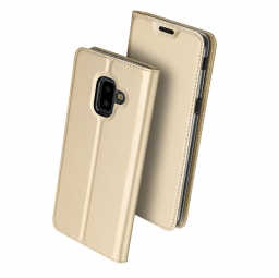 DUXDUCIS SKINPRO GALAXY J6+ PLUS 2018 GOLD