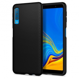 SPIGEN LIQUID AIR GALAXY A7 2018 BLACK