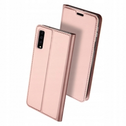 DUXDUCIS SKINPRO GALAXY A7 2018 ROSE GOLD