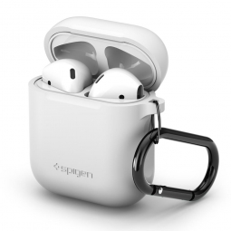SPIGEN APPLE AIRPODS CASE WHITE