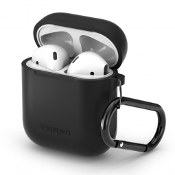 SPIGEN APPLE AIRPODS CASE BLACK