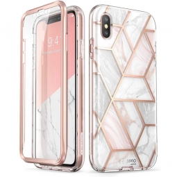 SUPCASE COSMO IPHONE X/XS MARBLE