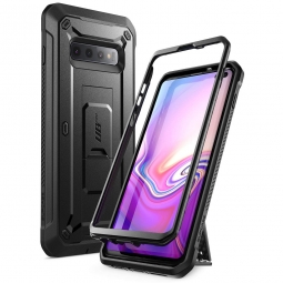 SUPCASE UNICORN BEETLE PRO GALAXY S10+ PLUS BLACK