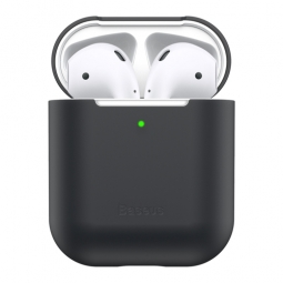 BASEUS APPLE AIRPODS CASE BLACK