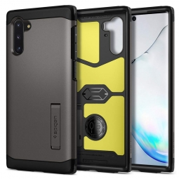 SPIGEN TOUGH ARMOR GALAXY NOTE 10 GUNMETAL