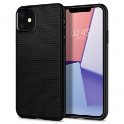 SPIGEN LIQUID AIR IPHONE 11 MATTE BLACK