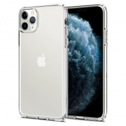 SPIGEN LIQUID CRYSTAL IPHONE 11 PRO MAX CRYSTAL CLEAR