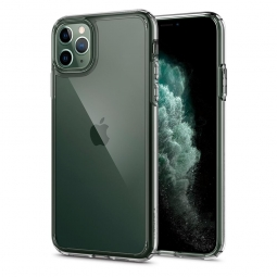SPIGEN ULTRA HYBRID IPHONE 11 PRO MAX CRYSTAL CLEAR