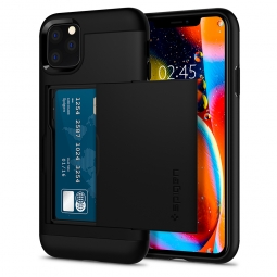 SPIGEN SLIM ARMOR CS IPHONE 11 PRO MAX BLACK