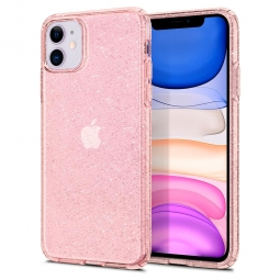SPIGEN LIQUID CRYSTAL IPHONE 11 GLITTER ROSE