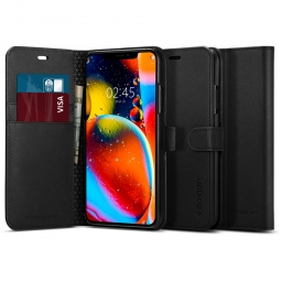 SPIGEN WALLET S IPHONE 11 BLACK