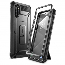 SUPCASE UNICORN BEETLE PRO GALAXY NOTE 10+ PLUS BLACK