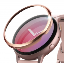 RINGKE BEZEL STYLING GALAXY WATCH ACTIVE 2 (40MM) ROSE GOLD
