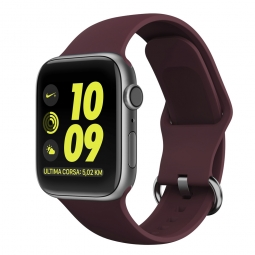 TECH-PROTECT GEARBAND APPLE WATCH 1/2/3/4/5 (42/44MM) BORDO