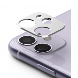 RINGKE CAMERA STYLING IPHONE 11 SILVER