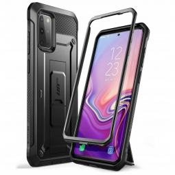 SUPCASE UNICORN BEETLE PRO GALAXY S20+ PLUS BLACK