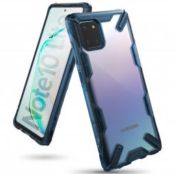 RINGKE FUSION X GALAXY NOTE 10 LITE SPACE BLUE
