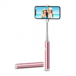 ESR WIRELESS SELFIE STICK ROSE GOLD
