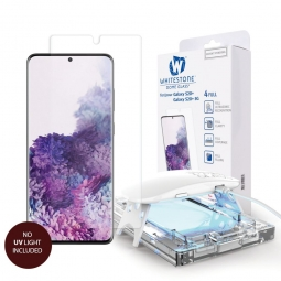 SZKŁO HARTOWANE WHITESTONE DG REPLACEMENT GALAXY S20 CLEAR