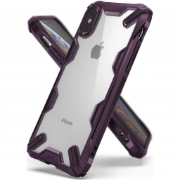 RINGKE FUSION X IPHONE X/XS LILAC PURPLE
