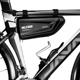 "SAKWA WILDMAN HARDPOUCH BIKE MOUNT ""E4"" BLACK"