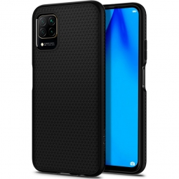 SPIGEN LIQUID AIR HUAWEI P40 LITE MATTE BLACK