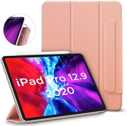 ESR REBOUND MAGNETIC IPAD PRO 12.9 2018/2020 ROSE GOLD