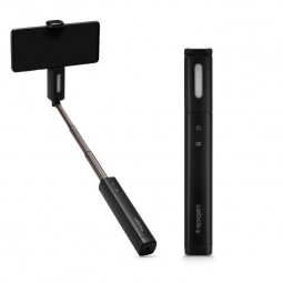 SPIGEN S550W LED SELFIE STICK MIDNIGHT BLACK