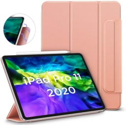 ESR REBOUND MAGNETIC IPAD PRO 11 2018/2020 ROSE GOLD