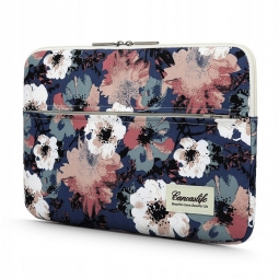 CANVASLIFE SLEEVE LAPTOP 13-14 BLUE CAMELLIA