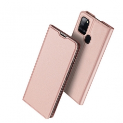 DUXDUCIS SKINPRO GALAXY A21S ROSE GOLD