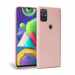 TECH-PROTECT ICON GALAXY A21S PINK