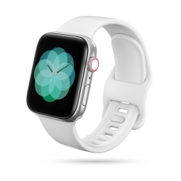 TECH-PROTECT ICONBAND APPLE WATCH 1/2/3/4/5/6 (42/44MM) WHITE