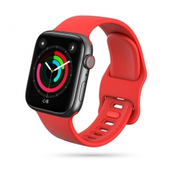 TECH-PROTECT ICONBAND APPLE WATCH 1/2/3/4/5/6 (42/44MM) RED