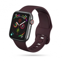 TECH-PROTECT ICONBAND APPLE WATCH 1/2/3/4/5/6 (38/40MM) BORDO