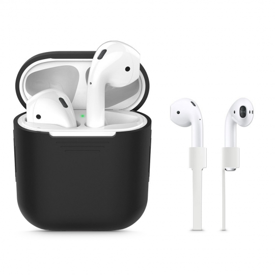 TECH-PROTECT ICONSET APPLE AIRPODS BLACK