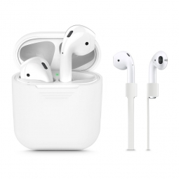 TECH-PROTECT ICONSET APPLE AIRPODS WHITE