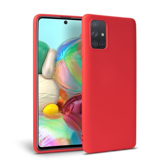 TECH-PROTECT ICON GALAXY A31 RED