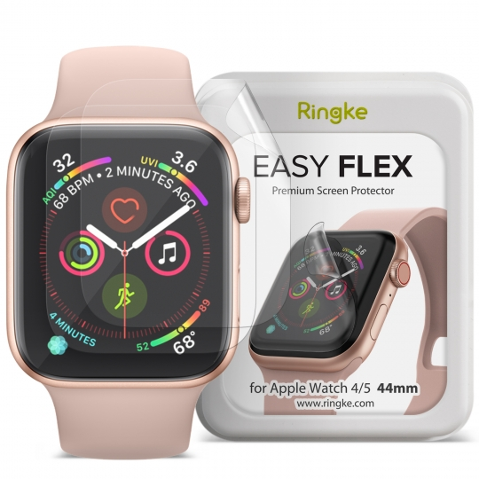 FOLIA OCHRONNA RINGKE EASY FLEX APPLE WATCH 4/5/6/SE 44MM