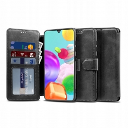 TECH-PROTECT WALLET GALAXY A31 BLACK